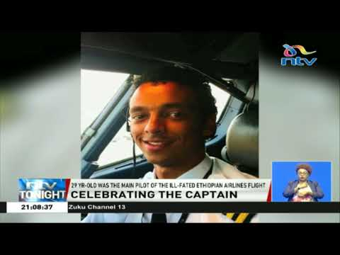 Details about Captain Yared Getachew, ill-fated Ethiopian Airlines pilot