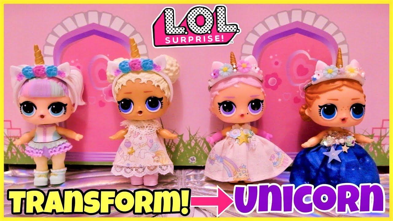 Original Rare LOL Surprise Dolls Confetti Pop  Cheeky Babe