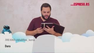 #EspresoTviter: Coby čita tvitove o sebi