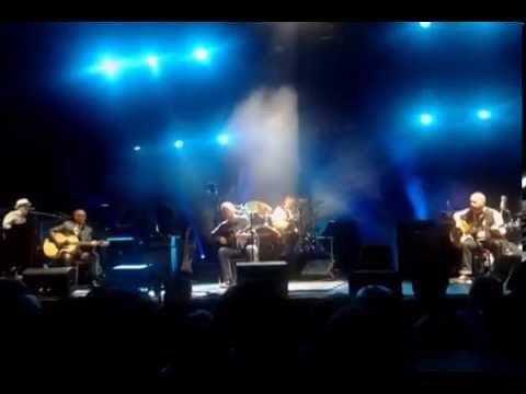 Eric Clapton - Layla (Vienna 26.6.2014)
