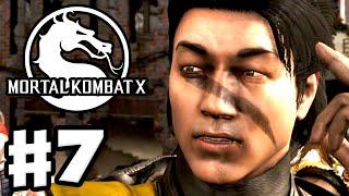 Mortal Kombat X - Gameplay Walkthrough Part 7 - Chapter 7: Takeda Takahashi (PC, PS4, Xbox One)
