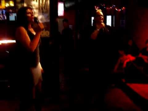 Juanjo y Silvia karaoke