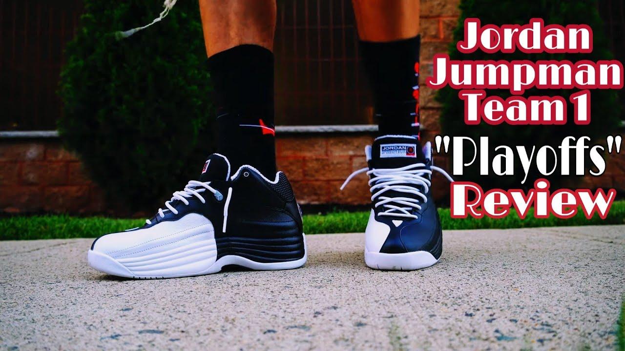 Jordan Jumpman Team 1 Retro (2020