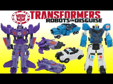 TRANSFORMERS COMBINER FORCE SHOCKDRIVE LUNAR FORCE OPTIMUS PRIME ROBOTS IN DISGUISE CRASH COMBINERS