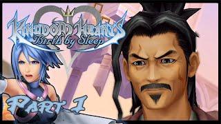 Birth By Sleep Final Mix Part 1: Land of Departure (Aqua) - Kingdom Hearts 2.5 HD ReMIX