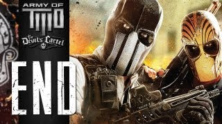 Army of Two: The Devils Cartel Walkthrough - Pay The Devil His Due - Part 21 [360/PS3] [HD]