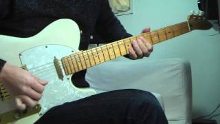 Video A Tout Le Monde -  Guitar Solo Cover / Marty Friedman  ( Megadeth ) download MP3, 3GP, MP4, WEBM, AVI, FLV November 2017