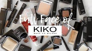 MI TRUCCO SOLO CON PRODOTTI KIKO Applicazione e review My Beauty Fair