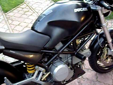 ducati monster 620 ie - youtube