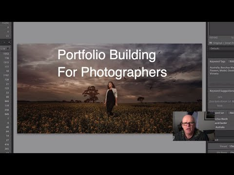Building your photography/Video portfolio and developing your own style