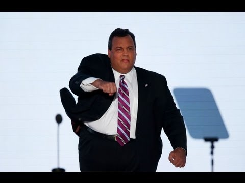 Barbara Walters: Chris Christie Too Fat to be President?