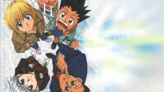 Download Lagu ohayo lyrics (hunterXhunter opening) mp3