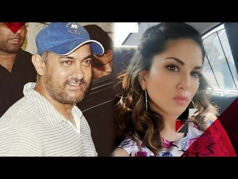 Aamir Khan WANTS To Work With Sunny Leone ...