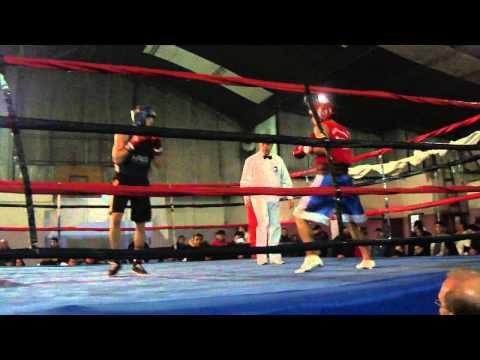 Boxeo / San Fransisco Solano 16-07-2011 - Round 2