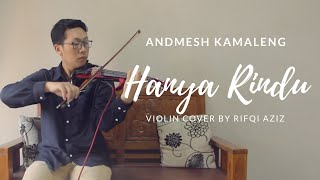 Download lagu Andmesh Kamaleng Hanya Rindu