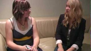 Interview with Emily Osment