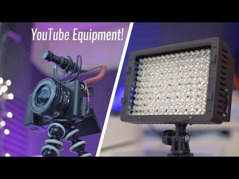 Best Budget Youtube Equipment Under $50!