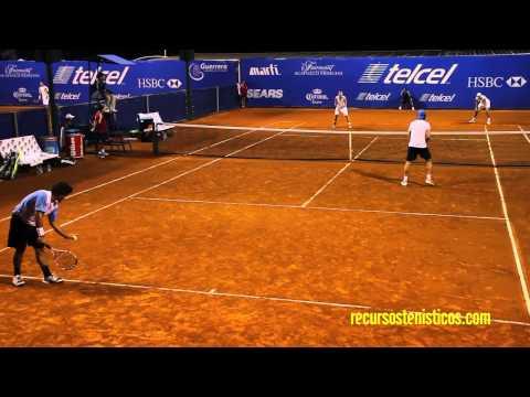 Santiago González y Máx Gonzalez Acapulco Open ATP500