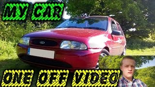ford fiesta mk4 ghia look around with upgrades 60mm lowering kit etc
