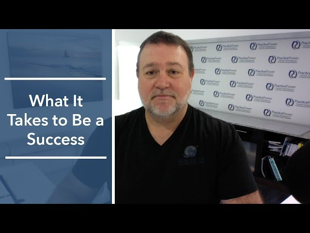 What It Takes to Be a Success - The Magellan Network Show with Coach Joe Lukacs