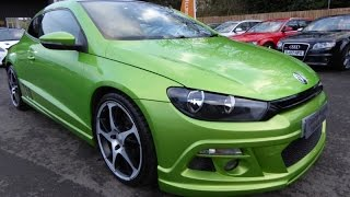ABT Volkswagen Scirocco 2009 Videos