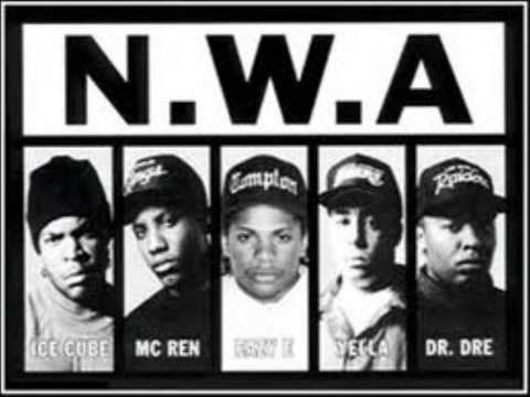 nwa fuck the police hq