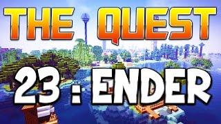 THE QUEST - Ep. 23 : ENDER ! - Fanta et Bob Minecraft Adventure