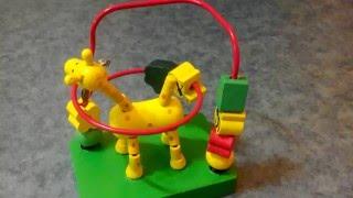 видео Развивающие игры-лабиринты для детей