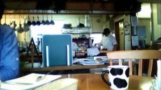 北海道旅行を早送りで:3日目 達古武沼キャンプ場~厚岸周辺(Time-lapse動画)