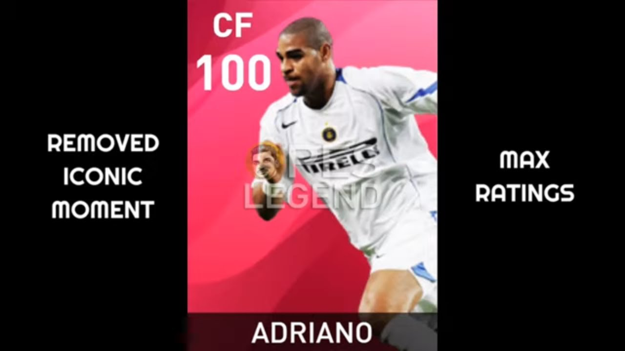 ALL 23 OFFICIALLY REMOVED LEGENDS/ICONIC MOMENTS SERIES PLAYERS | PES 2021 MOBILE