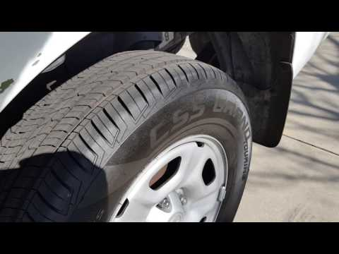 Cooper Tire blowout?