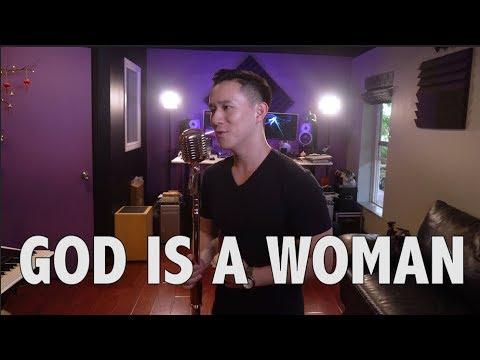 Ariana Grande - God Is A Woman (Jason Chen Cover)
