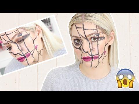 TEST INSTAGRAM : Mon visage défiguré!