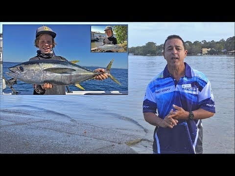 The Weekend 'Heads Up' from Chicko Vella, Davo's Tackle World.