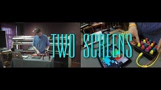 TWO SCREENS vol.4 - Glimsy