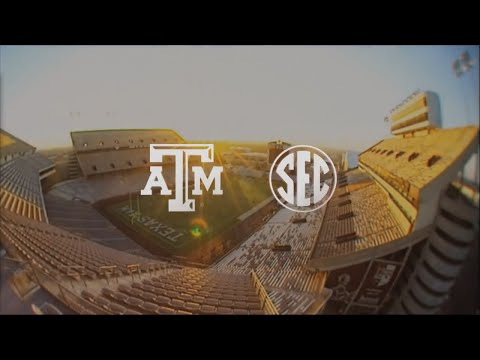 Texas A&M Football - Welcome Home