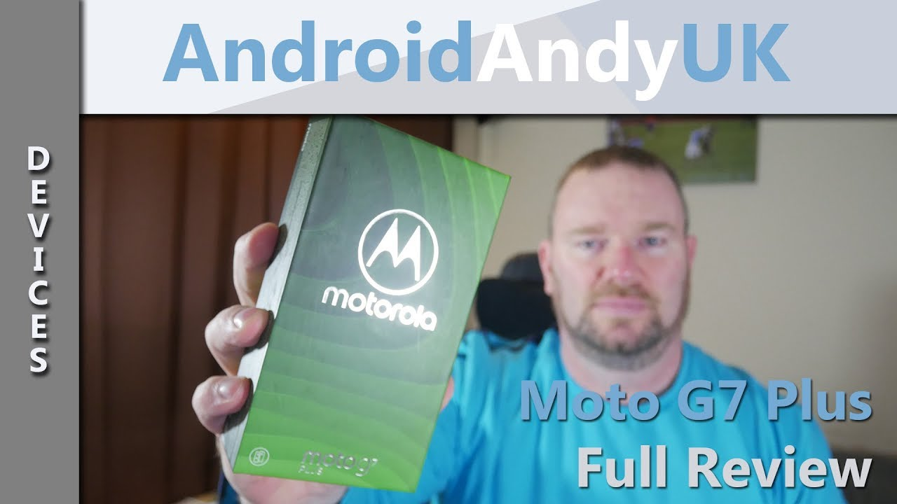 Lenovo Moto G7 Plus Full Review