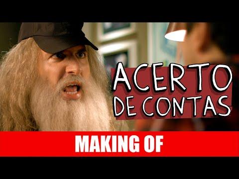 Making Of – Acerto de contas