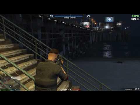 Gang Attack #01 - Del Perro Beach