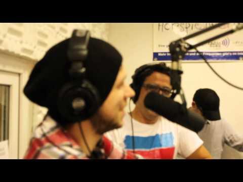 A desire to hope - Live @ Radio BLAU-Sound FM Radioshow, Leipzig