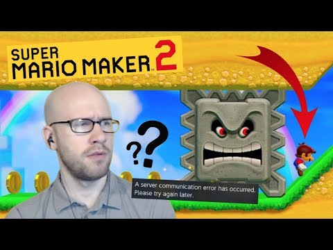 AURATEUR FINDS INSANE GAME BREAKING GLITCH! Super Mario Maker 2 FUNNY & AMAZING Moments [#31]