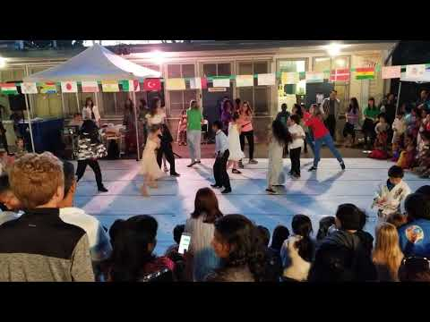 TTWLA performed to International Love at the Clover Ave Elementary School's Int'l Fest 5/4/18
