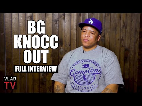BG Knocc Out on Eazy-E, Ice Cube, Suge Knight, Willie D, George Floyd, Tekashi (Full Interview)