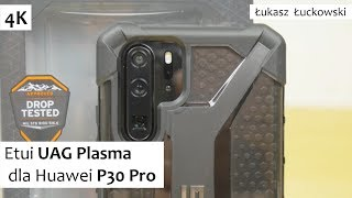 Pancerne Etui UAG Plasma dla Huawei P30 Pro