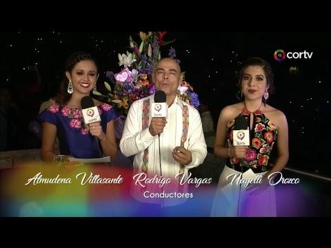 Guelaguetza 2017 CORTV - EMISIÓN VESPERTINA