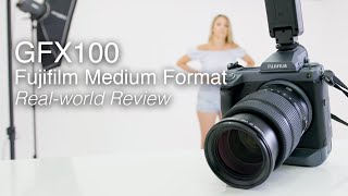 Fujifilm GFX100 100MP Medium Format Body | Hands-on Review