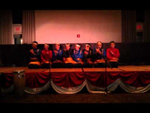 One Night in Indonesia - Saman Dance by INASA Drexel