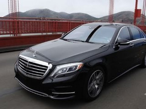 CNET On Cars 2014 Mercedes S550