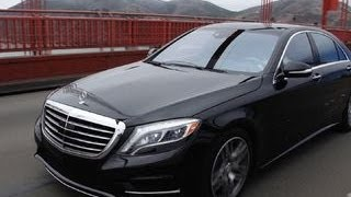CNET On Cars - 2014 Mercedes S550