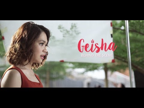 GEISHA - Kering Air Mataku (Behind The Scene)